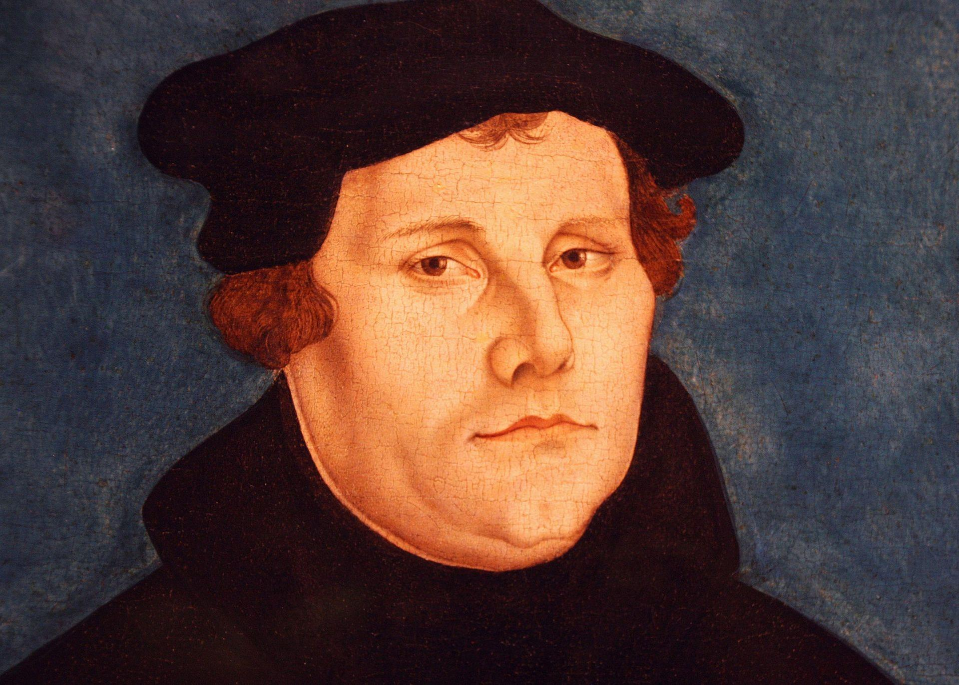 [Translate to Anglais:] peinture représentant Martin Luther